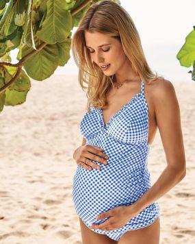 Сдельный купальник для беременных Anita 9571