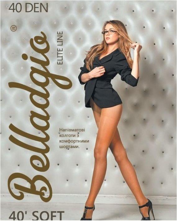 Колготки женские Bellagio Soft 40 den