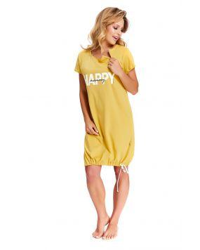 Нічні сорочки для вагітних Doctor Nap TCB 9444 black