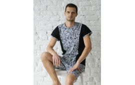 Пижама для мальчиков Wiktoria Family W 428