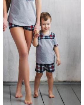 купить пижаму для мальчиков Wiktoria Family W 428