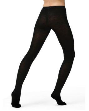 Колготки женские NORVEG CASUAL Merino Wool черного цвета арт. 11MWW