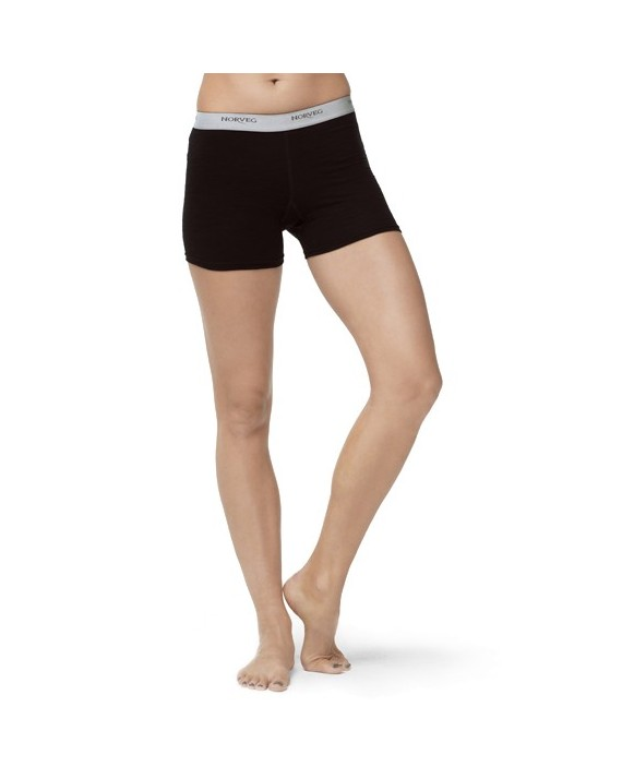 Шорты Norveg Soft Shorts черные арт. 14SW010