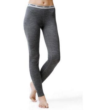 Легінси (кальсони) для жінок Norveg Soft Leggins сірі меланжеві арт. 14SW003RU