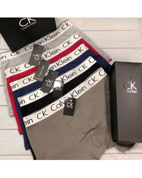 Подарочный набор мужского белья Calvin Klein NEW 5шт.box-87