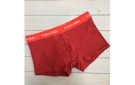 Мужские трусы шорты Calvin Klein 365 NEW красные 4-2