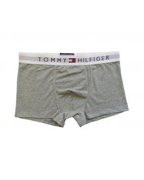Мужские трусы шорты Tommy Hilfiger new серые TH-83