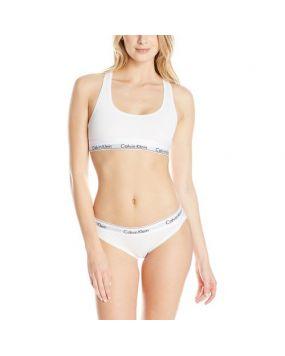 Набор женского белья Calvin Klein слипы белые 19