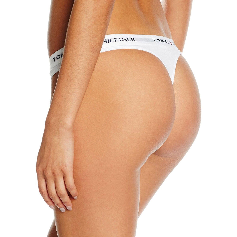 ... Набор женского белья Calvin Klein стринги белые 19-2 b190250e86e19