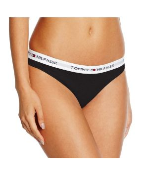 Стринги Tommy Hilfiger TH-ST-NEW черные.
