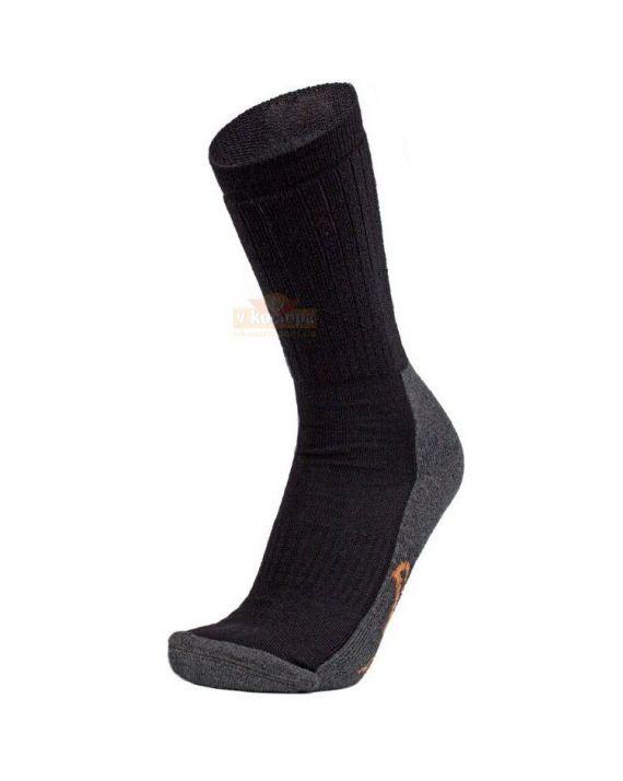 Термошкарпетки жіночі Norveg WOOL Silk сірі арт. 9WSW-003