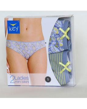 Трусы женские Key LPR 573 A8 2 шт фото 3