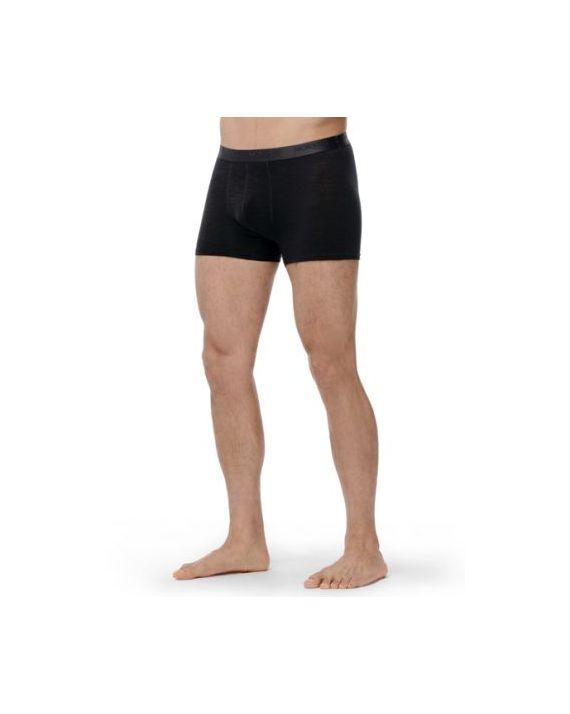 Трусы мужские боксеры Soft Boxers черные 14SM006-002