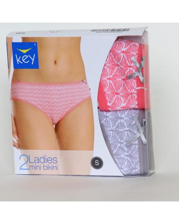 Женские трусы Key LPR 560 A8 2 шт фото1