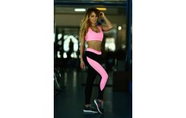 Топ Bra Basic Pink Designed for fitness