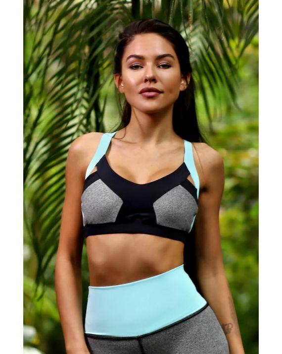 Топ Bra Jersey Freshmint Designed for fitness