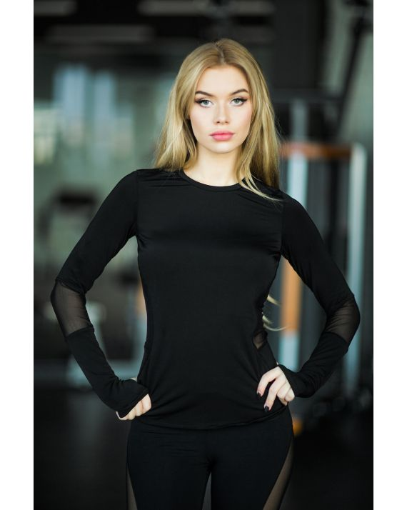 Рашгард Basic Black Designed for fitness