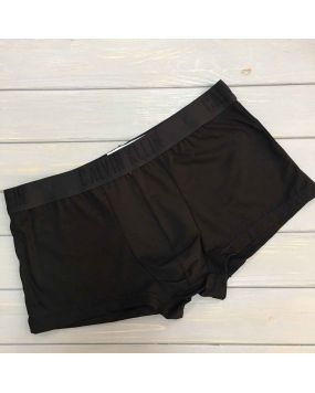 Мужские трусы шорты Calvin Klein NEW cotton черные CK-89