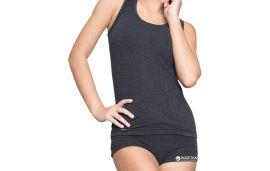 Леггинсы (кальсоны) для женщин Norveg LADY Classic черные арт. 3L003RU