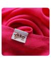 Муслиновая пеленка из бамбука XKKO® арт. ВМВ090005 малиновая 90х100см