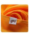 Муслиновая пеленка из бамбука XKKO® арт. ВМВ090003 оранжевая 90х100см